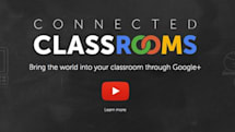 Google+ Connected Classrooms offers virtual field trips with the help of Hangouts