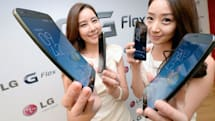 LG G Flex launches in Korea next week for $940, headed to Europe in December
