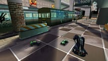 Racing in your pocket: Pocket Racers