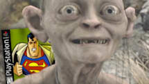 Superman 64 almost had an evil twin on the PS1