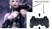 Ninja Gaiden Sigma 2 has the breast use of SIXAXIS ever