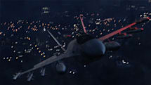 New Grand Theft Auto 5 screens: Fly a jet, ride a bike, zip around in a Cheetah
