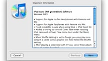 iPod nano update released, adds support for new In-Ear headphones