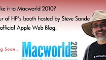 Macworld 2010: Steve and Mike's excellent HP adventure