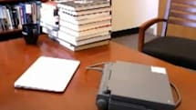 MacBook Air versus PowerBook 145B video smackdown