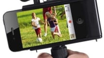 Fostex AR-4i turns iPhone 4 into handheld stereo HD video powerhouse