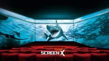 3面シアター「ScreenX」が石川と山口に上陸!「ボヘミアン・ラプソディ」でこけら落し