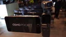DJI 3軸ジンバルカメラ「Osmo Pocket」の軽さと持ち手の自由度に感動