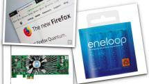 11月14日のできごとは「Firefox 57公開」「エネループ発売」ほか:今日は何の日?