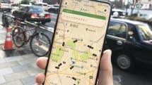タクシー配車のDiDi、東京で「こっそり試験中」