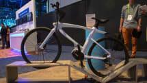 ついに自転車にもAlexaが搭載される時代が到来:CES 2019