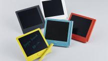 電子メモ「Boogie Board」の新モデルはキュートなふせんサイズ、2700円で2月20日発売