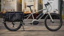 サーリーが電動アシスト付きカーゴバイク(荷物運搬用自転車)を米国で発表