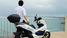 宮古島の電動バイクシェアを支えるソフトバンクの「見えないIoT」