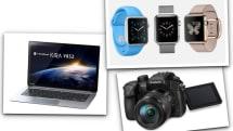 4月24日のできごとは「Apple Watch 発売」「dynabook KIRA V832 発売」ほか:今日は何の日?