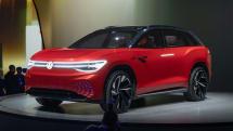 フォルクスワーゲン、3列シートSUVの電気自動車コンセプトを発表 2021年に市販化