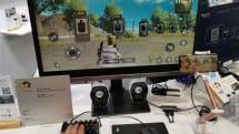 スマホ版PUBGをマウス&キーボードでプレイできる「ゲーム特化型ハブ」で有利に立ち回る #COMPUTEX 2019