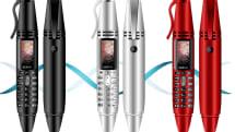 Air Pods内蔵にえんぴつ型?今も買える中華トンデモ携帯電話:山根博士のスマホよもやま話