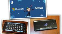 6月4日のできごとは「マイクロソフトがGitHubを買収」「ROG Phone 発表」ほか:今日は何の日?