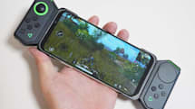 「Black Shark 2」極限モードのベンチ結果は? 「ROG Phone」専用コントローラーとも比較