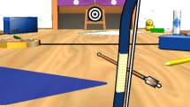 マルチプレイも楽しめる射的アクション「机で弓道」:発掘!スマホゲーム