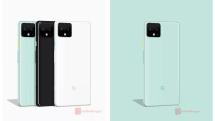 Pixel 4の本体カラーは白と黒と「ミントグリーン」に?