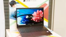 NECのLAVIE Pro Mobileタッチ&トライイベントレポート