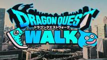 ドラクエの位置ゲー「Dragon Quest Walk」発表、日本中がマップに