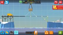 橋を架けて対岸のゴールを目指すパズルゲーム「Build a Bridge!」:発掘!スマホゲーム