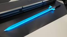 SAOの片手剣『エリュシデータ』スマートトイが予約開始。グッスマとセレボのコラボ製品に
