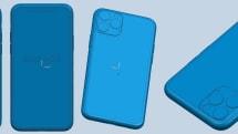 iPhone2019年モデルのCADレンダリング予想画像が公開。モデル名はXI、XI Max、XIR?