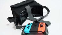 Nintendo Switch用サードパーティーVRゴーグルを試す!…結局約5000円で自作