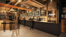 「Amazon  Bar」が東京に期間限定オープン、9月18日〜23日