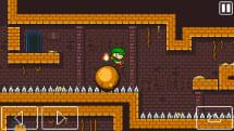 危険なダンジョンを探索する16bit風アクション「Super Dangerous Dungeons」:発掘!スマホゲーム