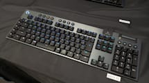 高級キーボードの新潮流「薄型メカキー」にロジクールが参入。BT+独自無線版G913と有線版G813