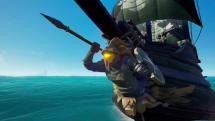 レアの海賊生活ゲームSea of Thieves、Haloスパルタン船プレゼントは24日まで