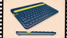 2014年9月12日、接続先をダイヤルで切り替えられるBTキーボード「K480」が発売されました:今日は何の日?