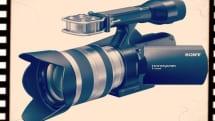 2010年9月10日、レンズ交換可能なハンディカム「NEX-VG10」が発売されました:今日は何の日?