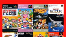 ニンテンドースイッチでスーパーファミコン配信。第一弾は20作品、オンライン加入者向け無料サービス (タイトル一覧)