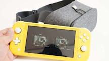 「Nintendo Switch Lite」はVR非対応だけどゼルダVRに最適!?
