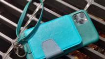 iPhone 11 Pro Max用の「RAKUNI」が登場、本体カラーにマッチしたグリーンとの調和が最高
