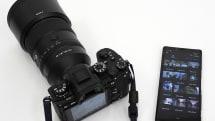 Xperia 1 Professional Editionはデジタル一眼カメラαの良き相棒になるか?2つの専用アプリを試す
