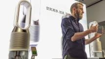 1台3役の加湿空気清浄機「Dyson Pure Humidify+Cool」日本先行でお披露目、11月29日に8万円で発売