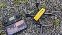 GPS&フルHDカメラ搭載で2万円切りの200g未満ドローン「INGRESS」その実力は?