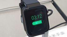 Apple Watchっぽいシャオミの「Mi Watch」をチラ触り、eSIMと約2万円の価格は大きな魅力(山根康宏)