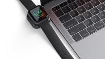 iPadやMacBookに直挿しできるApple Watch充電ドック、米Satechi が発売