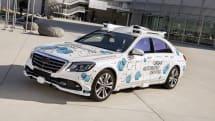 ダイムラーがカリフォルニア州で自動運転によるライドシェアサービス実験を開始