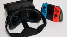 ピントが合って小型軽量、最強の「Nintendo Switch」用VRゴーグルをみつけました