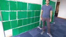電波強度を10倍にする『スマート壁』RFocus、MITが発表。経路の壁でビームフォーミング