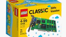 一起讓這款 Lego 組的 GPU 成真吧!